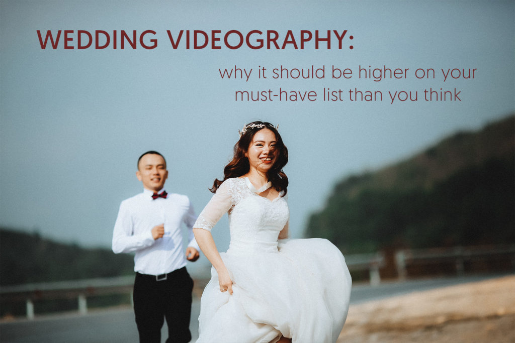 Get a Voguish Wedding Video to Impress your Future Children